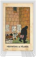 MILITARIA SERIE GARDE A VOUS MEDITATIONS DE TOLARDS - Humoristiques
