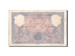 France, 100 Francs, 100 F 1888-1909 ''Bleu Et Rose'', 1893, 1893-04-29, KM:65... - 1871-1952 Antichi Franchi Circolanti Nel XX Secolo