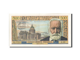 France, 500 Francs, 500 F 1954-1958 ''Victor Hugo'', 1954, 1954-09-02, KM:133... - 1871-1952 Circulated During XXth