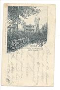 15485 - Gruss Vom Schloss Schartenfels Baden 1899 - AG Argovie