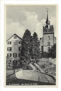 15486 - Basel St.Chrischona Alta Heimat Mit Kirche - BS Bâle-Ville