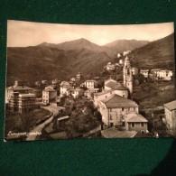 Cartolina Lumarzo Centro Viaggiata 1955 Genova - Genova