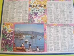 Almanach Des Postes Télégraphes Téléphones /Port Méditerranéen /Seine & Oise/Oller/Paris/1957   CAL333 - Big : 1941-60