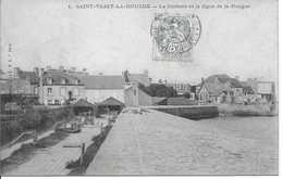 St Vaast La Hougue, La Corderie Et La Digue De La Hougue, La Manche, N°1 - Saint Vaast La Hougue