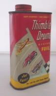 Bidon Boite Thimble Drome Racing Fuel - Essence Pour Modèle Réduit - Made In USA - Avec Bouchon 0.250 Litre - Boîtes