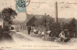59 PETITE-SYNTHE  Route Du Banc Vert - Les Terrassiers (TOP) - Autres Communes