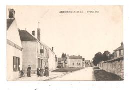 Arbonne-Grande Rue-(B.4091) - France