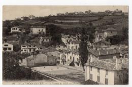 SAINT JEAN DE LUZ - 64 - Pays Basque - Le Fronton De Pelote Et Ciboure - Saint Jean De Luz