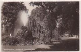 Germany Baden-Baden Eingang zur Lichtentaler Allee 1935