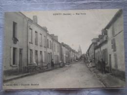 Conty ; Rue Verte - Autres Communes
