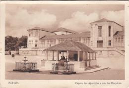 Portugal - Fatima - Capela Das Apariçoes - Hospitais - Santarem