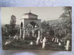 SARAJEVO . LE CIMETIERE MUSULMAN - Bosnie-Herzegovine