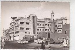 Kuwait - Kharafi Building, Autos, Bus - Koweït