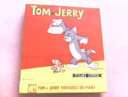 SUPER 8 - TOM & JERRY VIRTUOSES DU PIANO - Bobines De Films: 35mm - 16mm - 9,5+8+S8mm