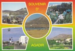 MAROC----AGADIR----multi-vues---voir  2 Scans - Agadir