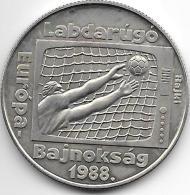 *hungary 100 Forint   1988 Km 665   Unc - Hongrie