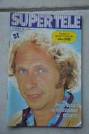 SUPER  TELE N° 160 -Pierre Richard  En Couverture - Télévision