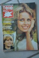 TELE STAR N° 102 De 1978-Sydne Rome En Couverture - Télévision