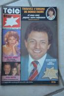 TELE STAR N° 36-Jacques Martin En Couverture - Télévision