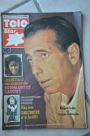 TELE STAR N° 70 De 1978-Bogart En Couverture - Télévision