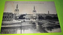 NANTES - CPA Carte Postale Ancienne - Usine Tours Lefèvre Utile - 1926 - Biscuits LU /1 - Nantes