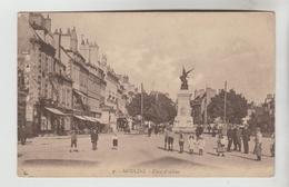 CPA MOULINS (Allier) - Place D'Allier - Moulins