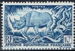 FRANCE # EQUATORIAL 1947 STAMPWORLD 251* - Autres