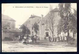 Cpa   Du 70  Villars Le Pautel -- Rue De La Serpe       LIOB103 - Ohne Zuordnung