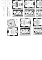 Lotto Di 7 Ricariche Tim E Wind - Schede GSM, Prepagate & Ricariche