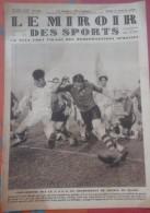 Le Miroir Des Sports 522 21 Janvier 1930 Carcassonne Bat Le CASG En Championnat De France De Rugby - Sport