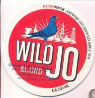 #D109-066 Viltje De Koninck - Bierviltjes