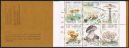 Suède - Champignons C 1021 ** - Mushrooms