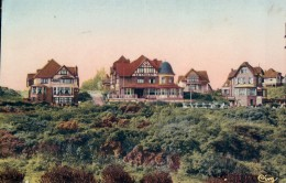 Duinbergen Panorama Et Hôtel Du Chalet - Knokke