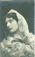 Cartolina Ritratto Donna 1908 - Lot. A38 - Women