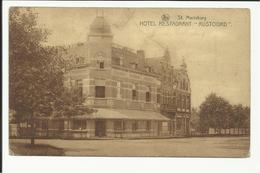 """Ekeren - Sint-Mariaburg : Hotel-Restaurant """"Rustoord"""" - Kapellen"""