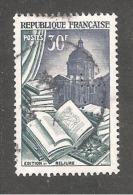 Perforé/perfin/lochung France No 971 CL Crédit Lyonnais (203) - Gezähnt (Perforiert/Gezähnt)