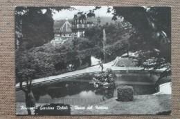 FIRENZE -1951  -GIARDINO BOBOLI -VASCA DEL NETTUNO-  BELLISSIMA  - - Italia