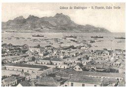 (515) Very Old Postcard - Carte Ancienne - Cap Vert - Cabo Verde - S . Vincente - Cap Vert