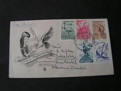 Argentina 1960 Cv. Birds - Argentinien