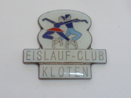 Pin's PATINAGE, EISLAUF - CLUB KLOTEN - Patinage Artistique