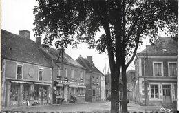 Nogent-le-Bernard (Sarthe) - La Rue De La Mairie - Café, Bar, Hôtel Du Midi - Edition Soulard - Carte CIM Non Circulée - Other Municipalities