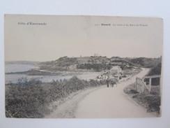 35 Ile Et Vilaine Dinard La Route Et Les Bains Du Prieuré - Dinard