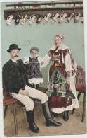 TOROCZKOI CSALAD - MAGYARISCHE FAMILIE AUS TOROCZKO (ROUMANIE) - Romania