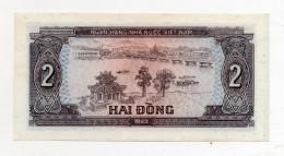 Vietnam - 1980 - Banconota Da 2 Dong -  Nuova -  (FDC494) - Vietnam