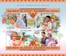 SOLOMON ISLANDS 2016 ** Mother Teresa Mutter Teresa Mère Teresa M/S - OFFICIAL ISSUE - A1635 - Mother Teresa
