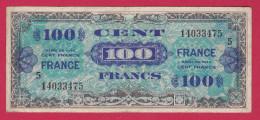 FRANCE  100 FRANCS DE 1944     REF    ST90916 - 1871-1952 Anciens Francs Circulés Au XXème