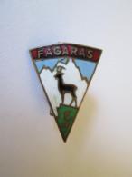 ROMANIA COLLECTION FAGARAS BADGE - Autres