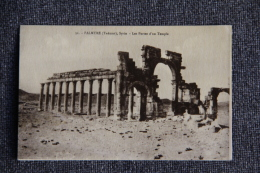 PALMYRE - Les Portes D'un Temple