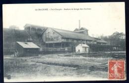 Cpa   Du 58  La Machine Pré Charpin -- Ateliers De Lavage Des Charbons        LIOB103 - La Machine