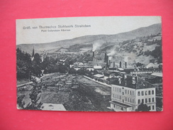 Grafl.von Thurnsches Stahlwerk Streiteben.Post Gutenstein Karnten(Ravne) - Slovenia